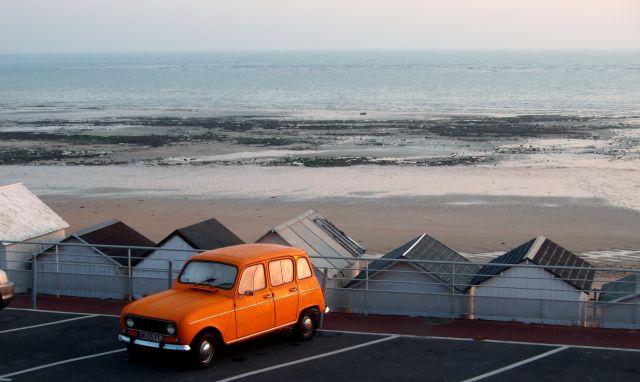 Luc Sur Mer normandie mars 2012