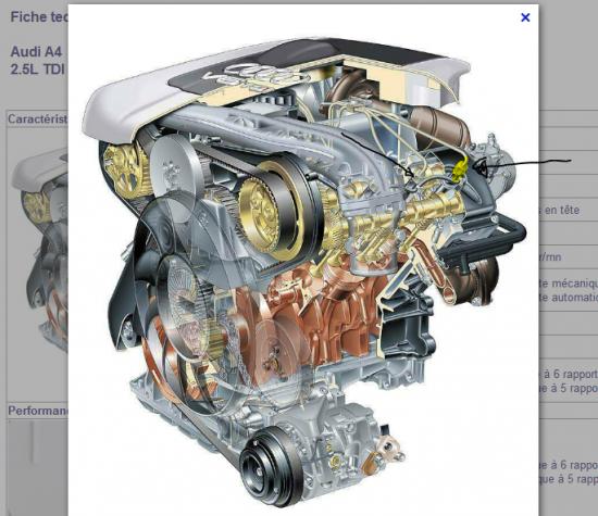 moteur audi  a4 2.5 tdi.PNG