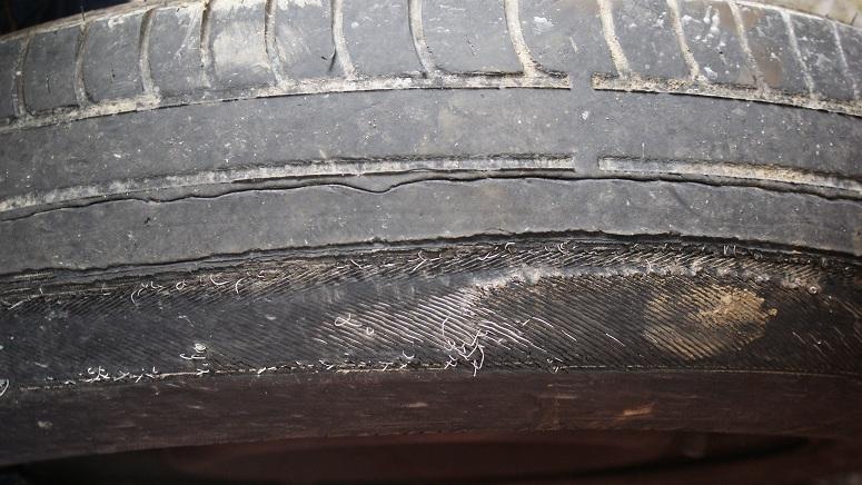 Clio 1 1 2l essence tremblements 60km h usure tr s for Usure interieur pneu avant