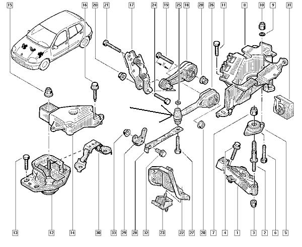 levier de vitesse r paration m canique aide panne auto forum autocadre. Black Bedroom Furniture Sets. Home Design Ideas