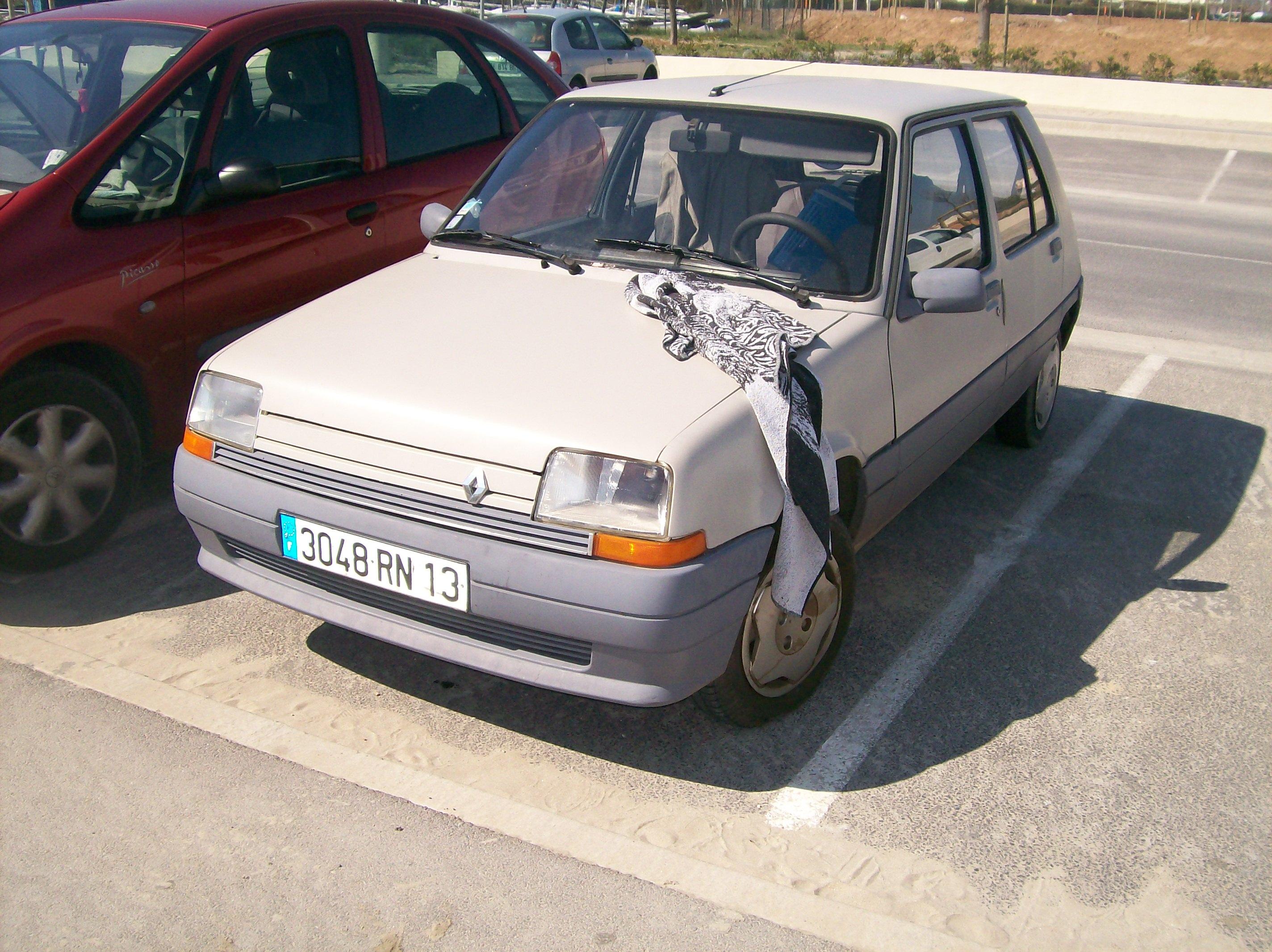 Probleme De Chauffage Sur Une Renault Super 5 R 233 Paration