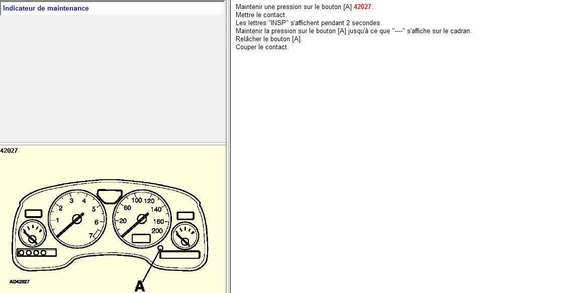 que veut dire in5p afficher au tableau de bord r 233 paration m 233 canique aide panne auto forum